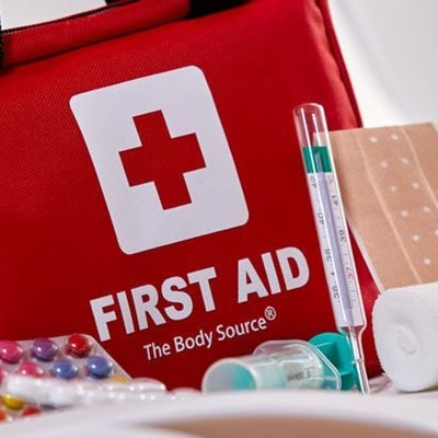 First-aid kit essentials for families