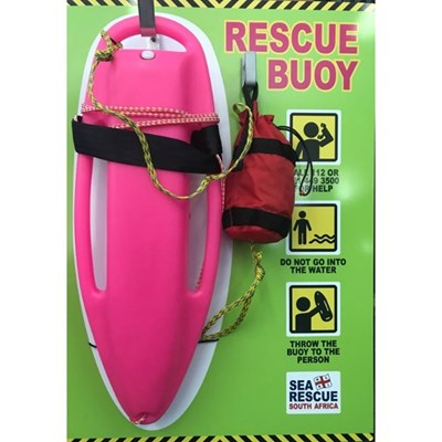 Rescue buoy wins International Award