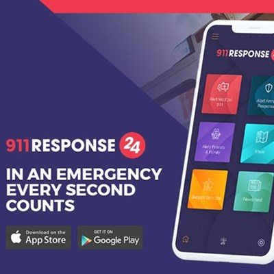 Every second counts in an emergency