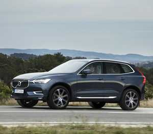 Volvo reports best ever first-half sales