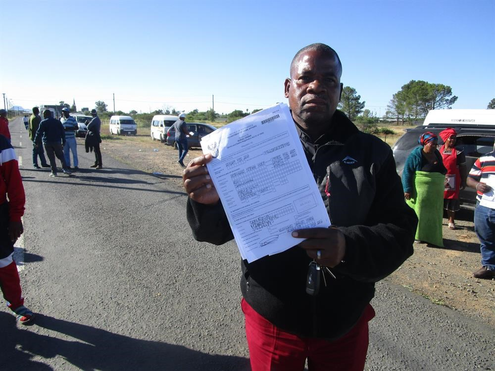 Mourners stranded far away from home