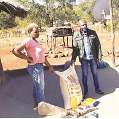 Limpopo businessman starts food bank for over 800K people