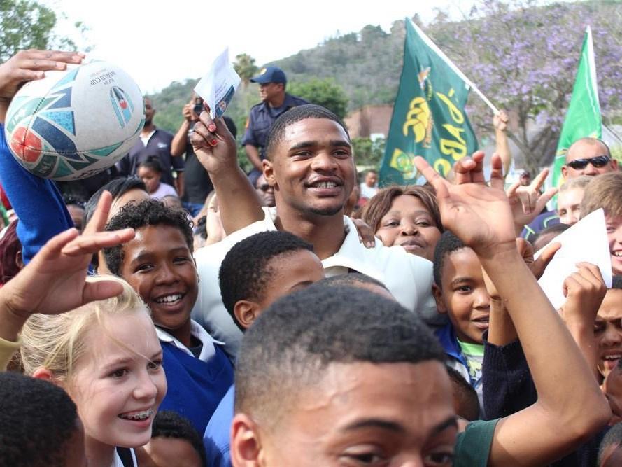 Knysna's Springbok signs for Stormers