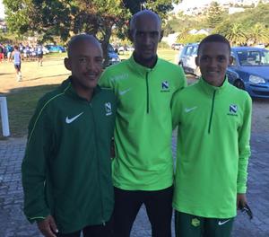 Suid-Kaap-atlete presteer