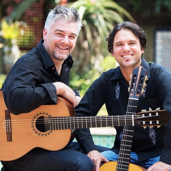 Guitar legends in George