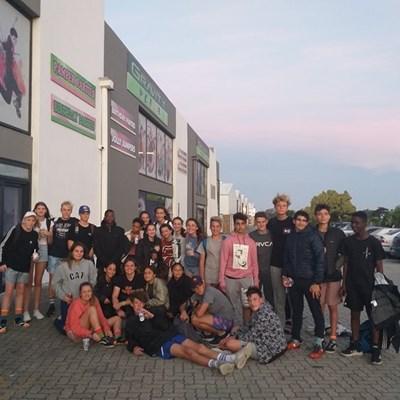 GBC's u16 Sport Tour to PE a huge success