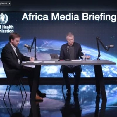 Covid-19: What it looks like for Africa from WHO