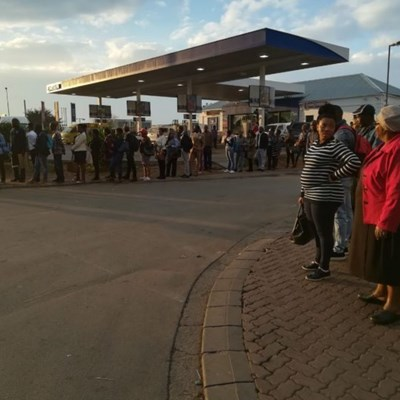 Bus strike expected to intensify as commuters are left stranded