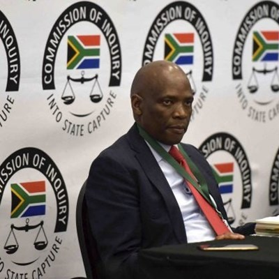 I didn't apply for the COO position, Motsoeneng tells Zondo