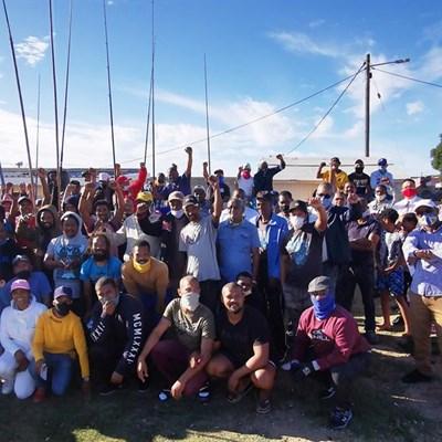 Hengelaars pleit om te gaan visvang