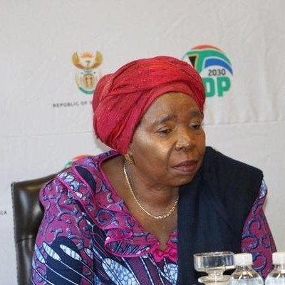 Dlamini-Zuma doesn't want to stop smoking completely, court hears