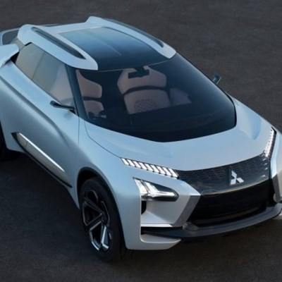 Mitsubishi Evo will return next year as an electric SUV after all