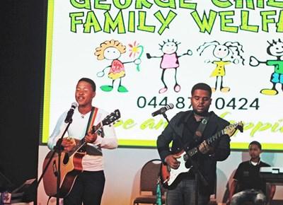 Child & Family Welfare hold fundraiser