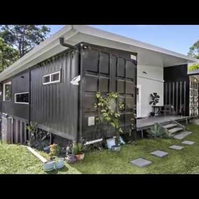 Shipping containers offer an interesting alternative to traditional construction techniques