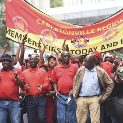 Cosatu to work with other trade union federations