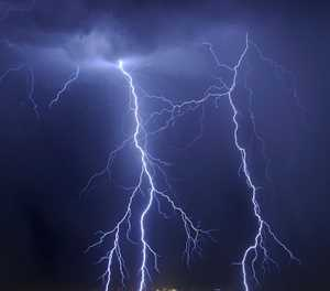 Severe thunderstorms with strong winds likely in Gauteng on Wednesday