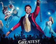 The Greatest Showman at theatre