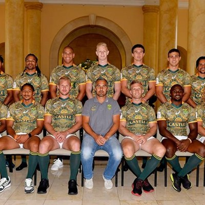 Powell names unchanged line-up for CT Sevens