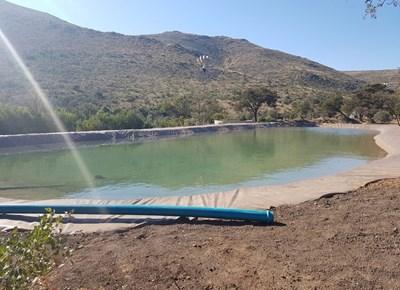 Nqweba Dam, Graaff-Reinet
