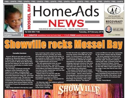 Mossel Bay Home Ads News