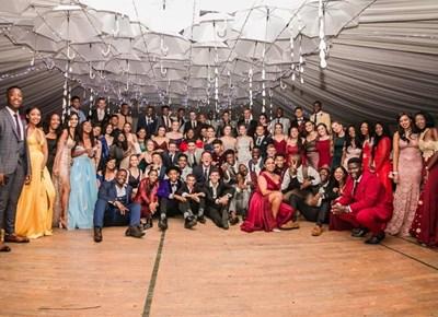 Union High School Matric farewell