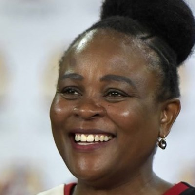 Mkhwebane to release second Vrede dairy farm report 'soon'