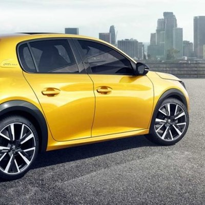 2020 European car of the year is the Peugeot 208