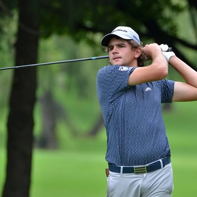 Jarvis leads the chasers in African Amateur