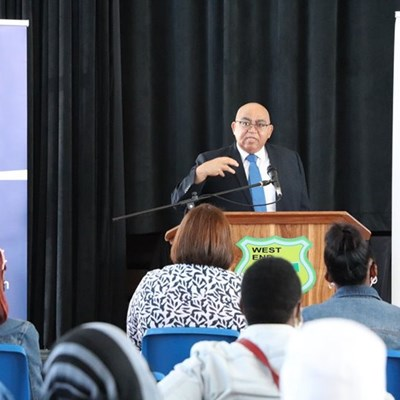 Minister Albert Fritz launches Youth Safety Ambassador Programme