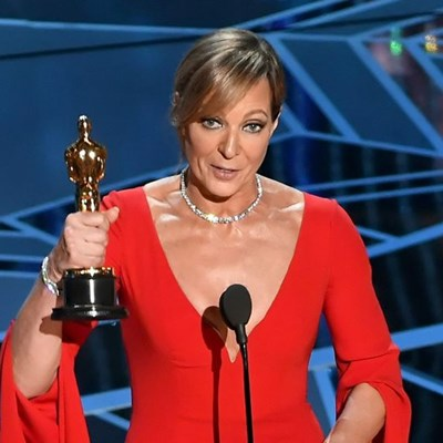 Allison Janney wins Oscar for figure skating biopic 'I, Tonya'