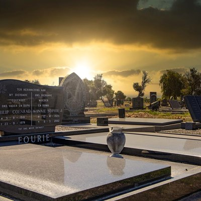 More grave space needed