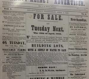 Advertiser celebrates 160 years