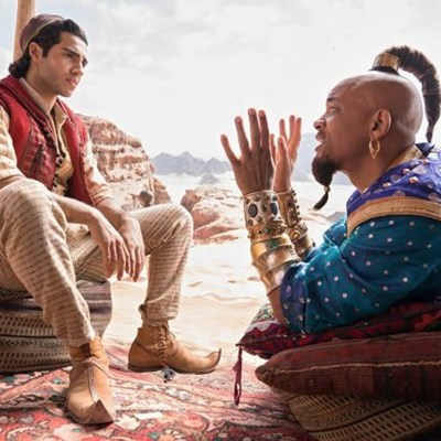 First full trailer for Disney's live-action 'Aladdin'