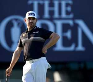 Oosthuizen finishes third in British Open