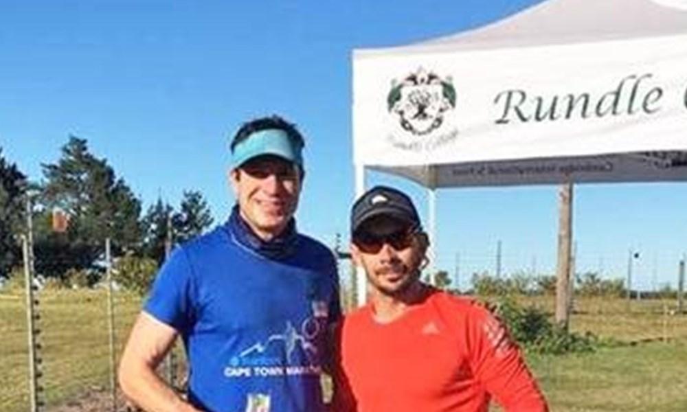 Rundle run at Farmer's Market for SPCA