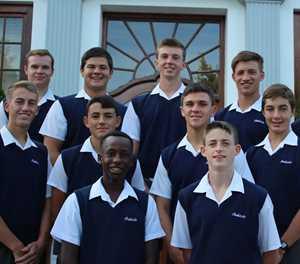 11 Oakdale-atlete op pad na SA's