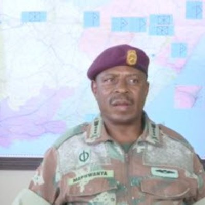 Ramaphosa announces new SANDF chief