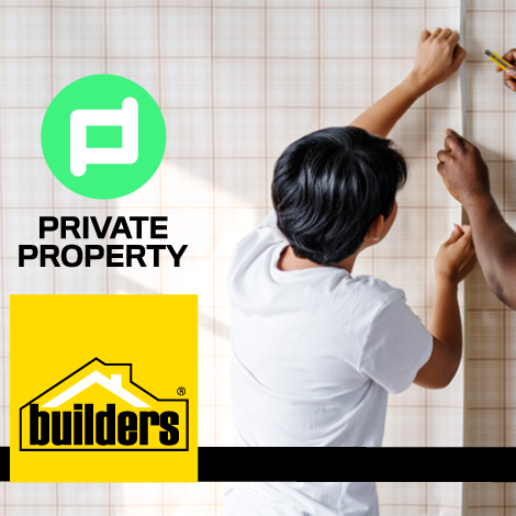 Private Property & Builders are Ready to Renovate