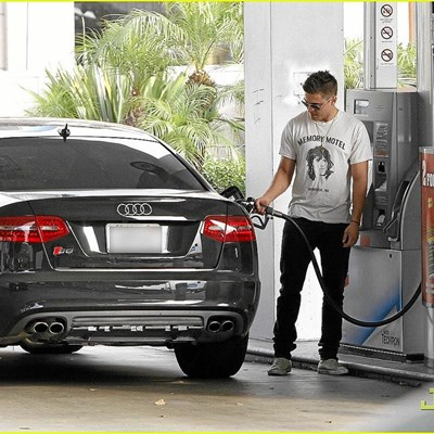 Zac could be an Audi fan