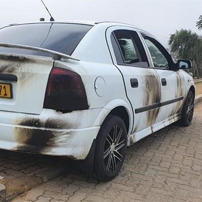 Petrol bombers still at large, reward of R10 000