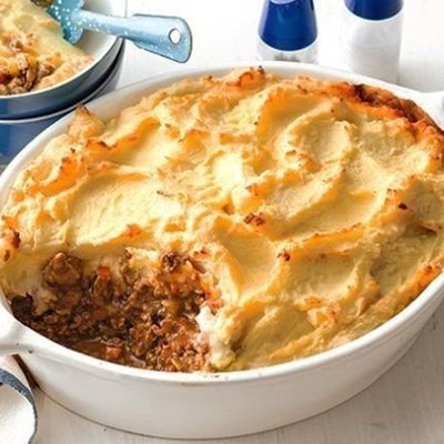Cottage pie: A family favourite