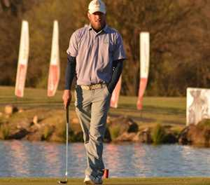 Rushton races to front at Big Easy IGT Centurion