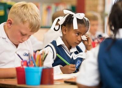 Plettenberg Bay Primary School welcomes their Grade 1s