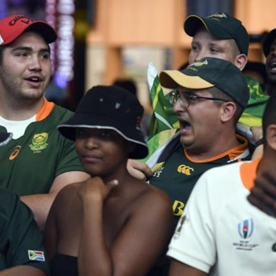 Thieves pounce on Springbok fans at OR Tambo