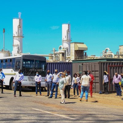 PetroSA: Support for turnaround plan