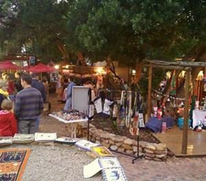 Live entertainment at Milkwood Village
