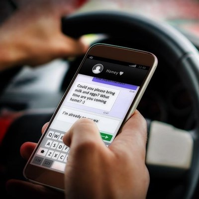 Distracted driving menace on our roads
