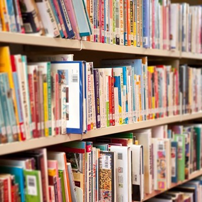 Library closing for stock take