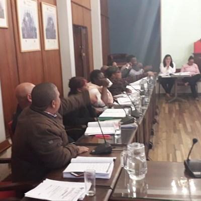 Raadsvergadering ontaard in chaos