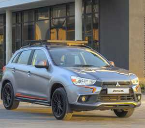 Beperkte Mitsubishi ASX Sportbied ekstra waarde